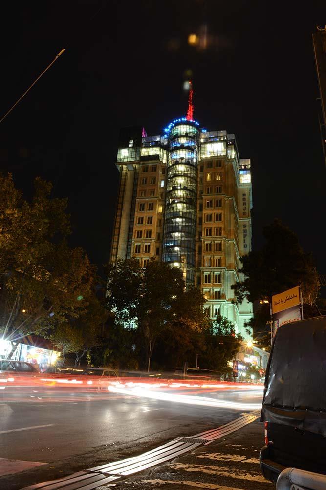 Borj Sefid Hotel in Tehran