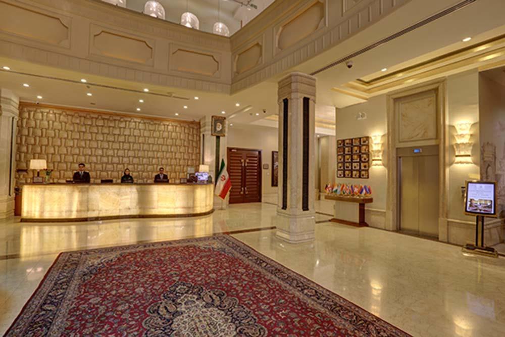 Espinas Hotel in Tehran