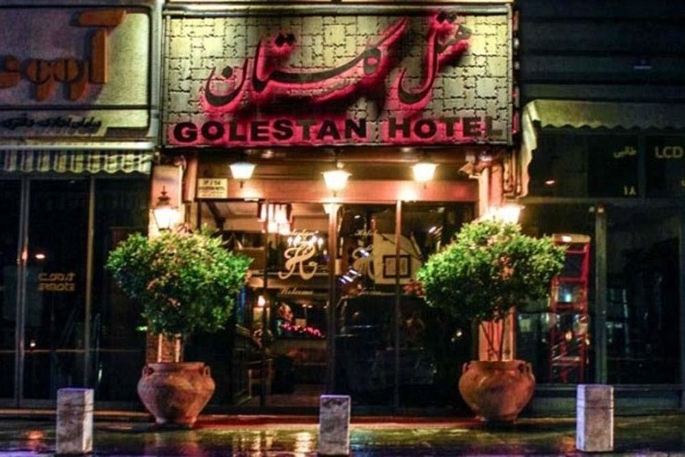 Golestan Hotel in Tehran