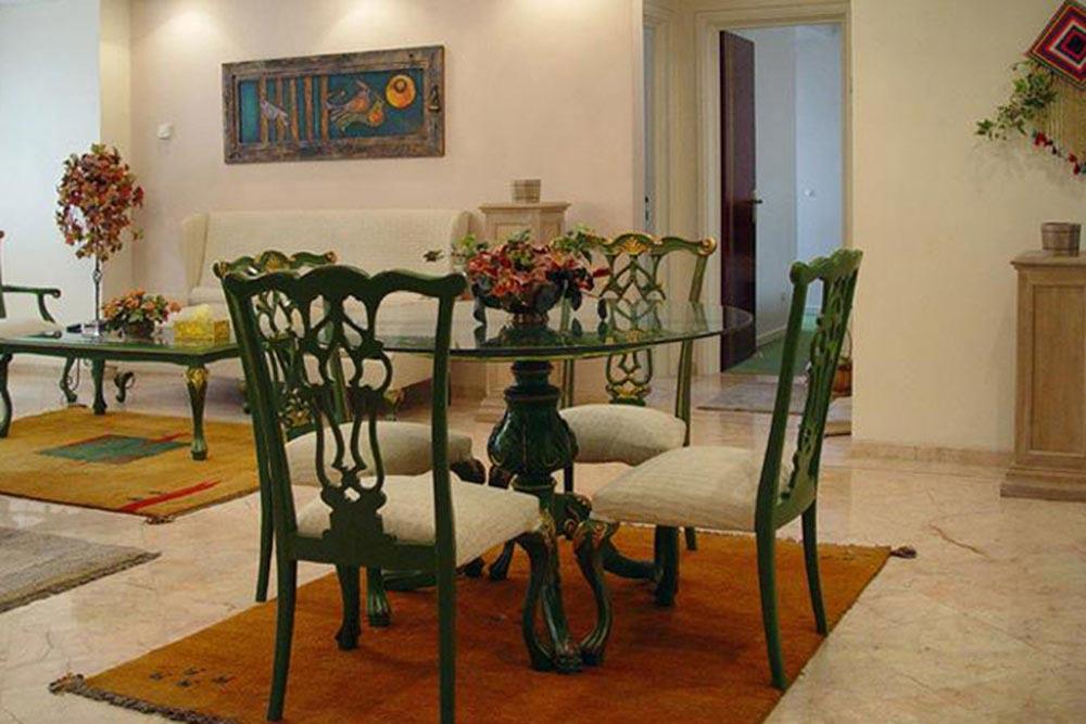 Mehregan Apartment Hotel in Tehran