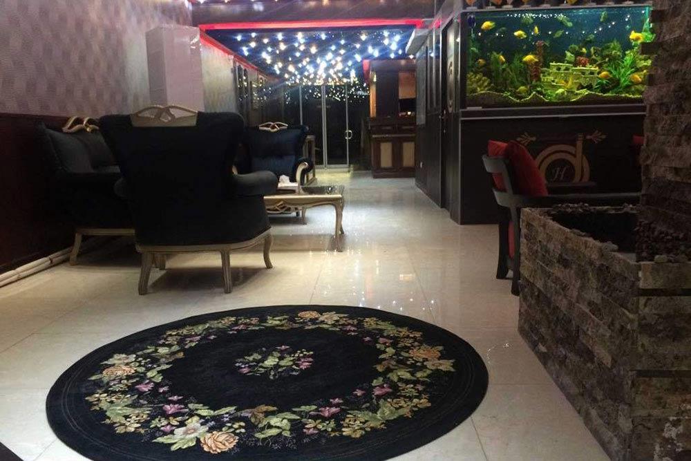 Omid Hotel in Tehran