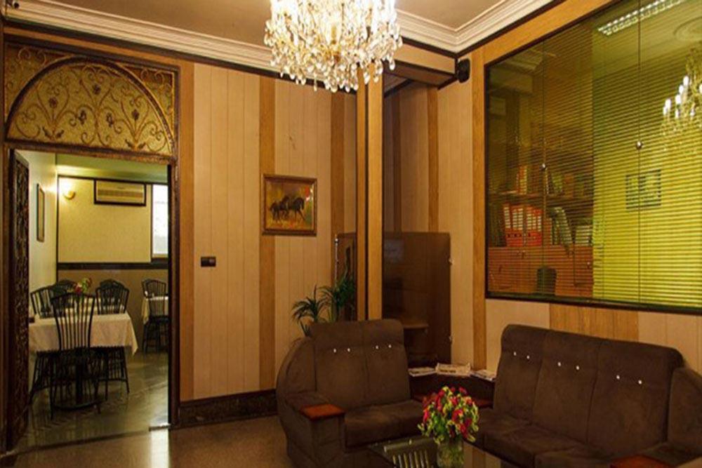 Parastoo Hotel in Tehran