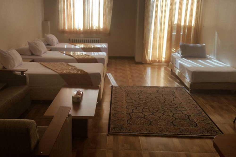 Pars Apartment Hotel in Tehran