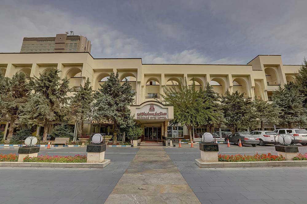 Parsian Evin Hotel in Tehran