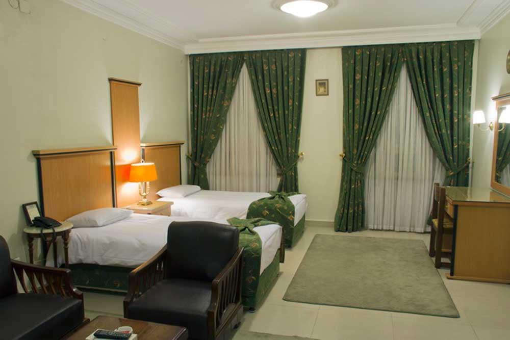Roudaki Hotel in Tehran