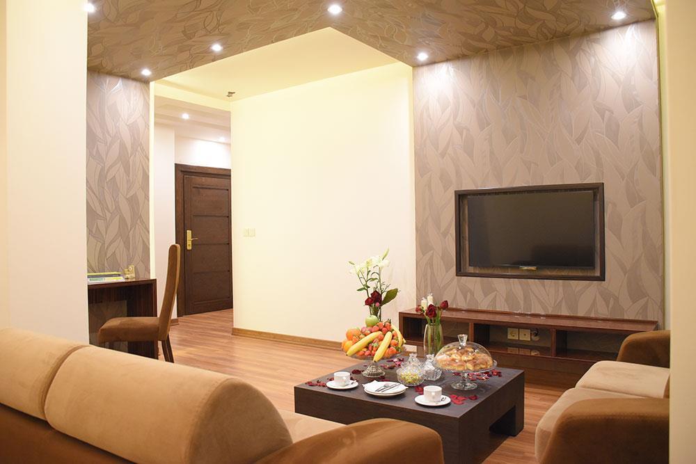 Venus Apartment Hotel in Tehran