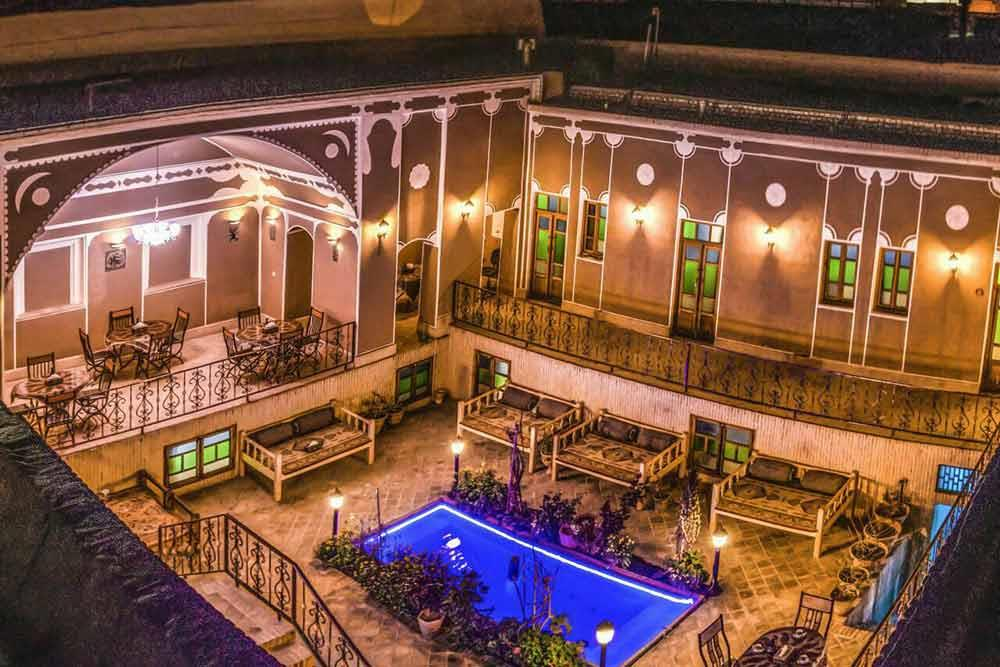 Saraye Kohan Traditional Hotel In Yazd