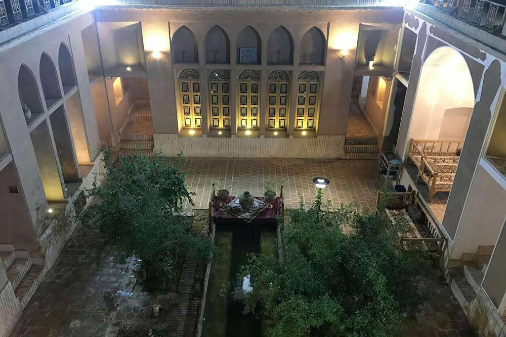 Shaarbaf Eco lodge in Yazd