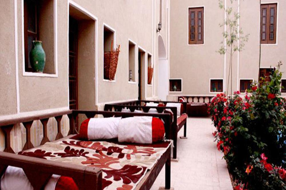 Kourosh Traditional Hotel in Yazd