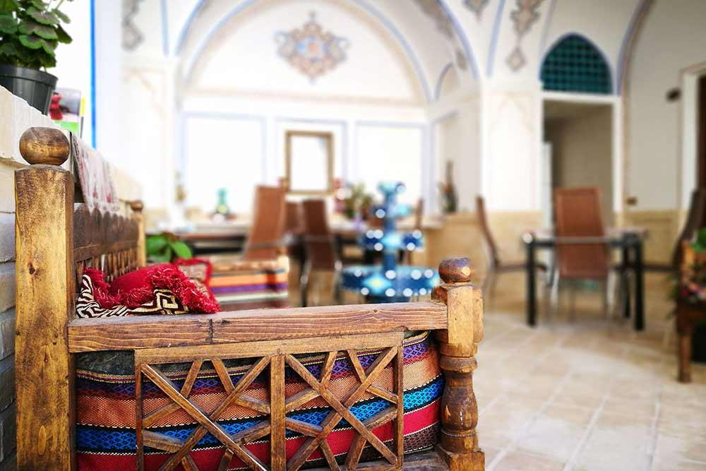 Amirza Traditional Hotel in Kashan