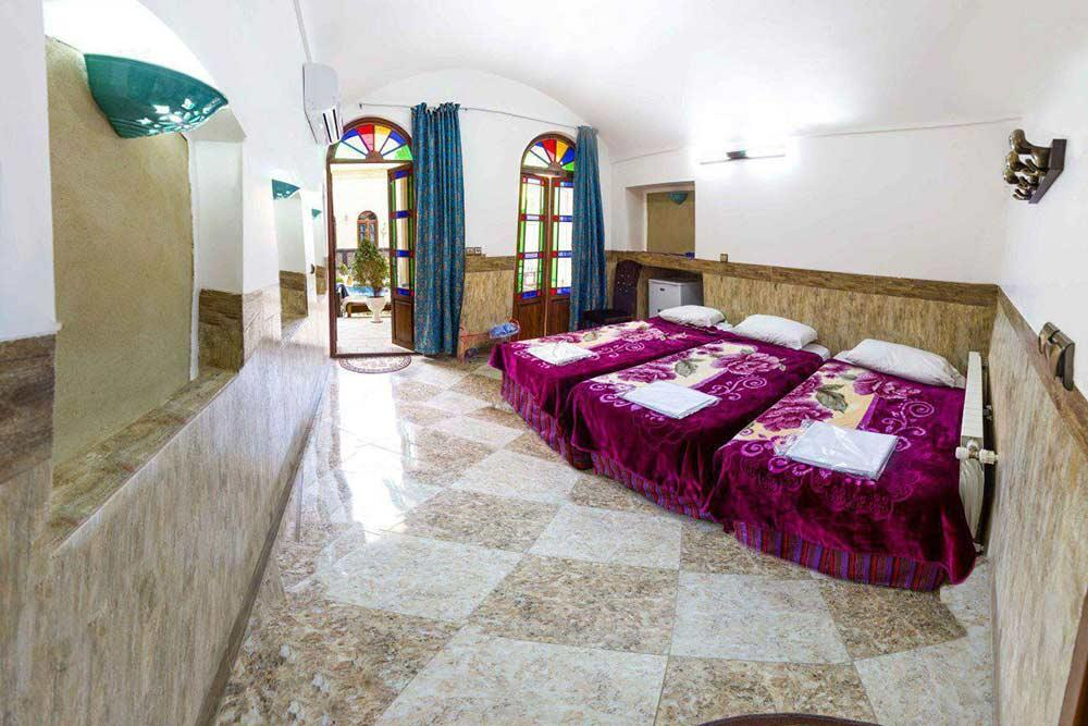 Friendly Traditional Hotel in Yazd