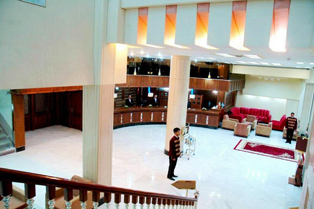 Minoo Hotel in Mashhad