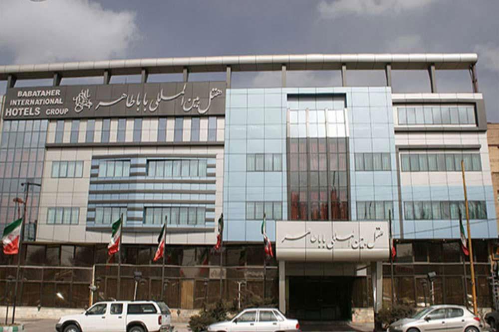 Baba taher Hotel in Tehran