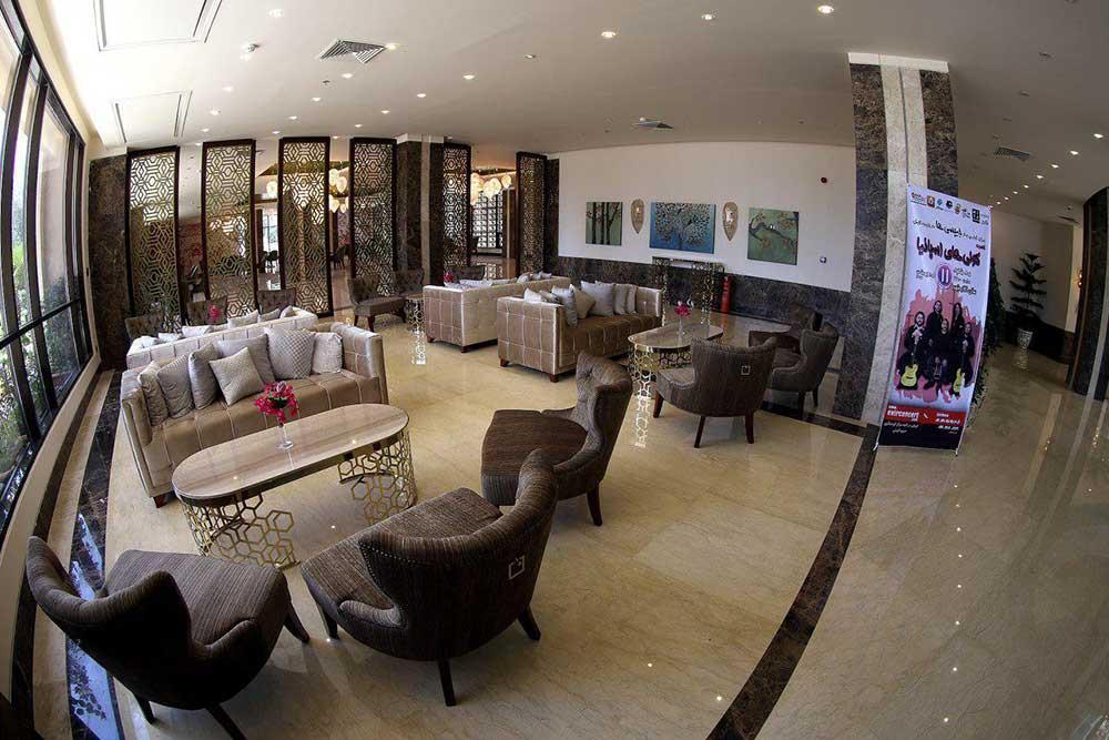 Mirage Hotel in Kish