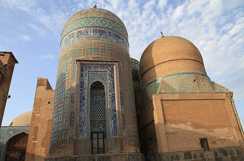Day 12: Zanjan- Ardabil- Sarein
