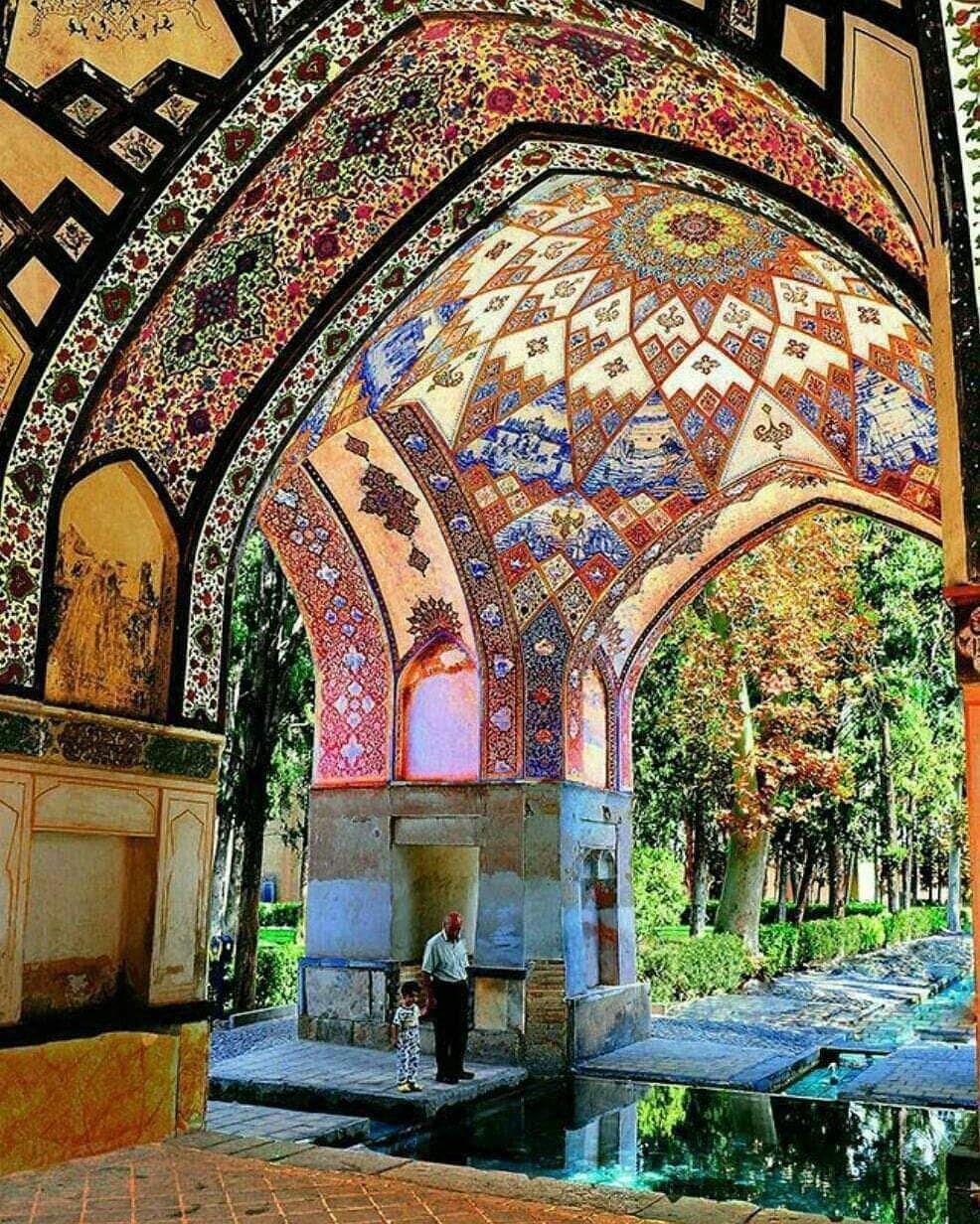 Day 2: Tehran-Kashan