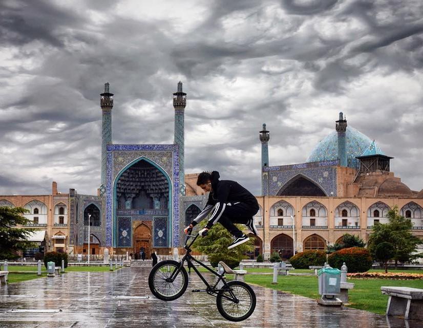 Day 8: Isfahan half day walking tour