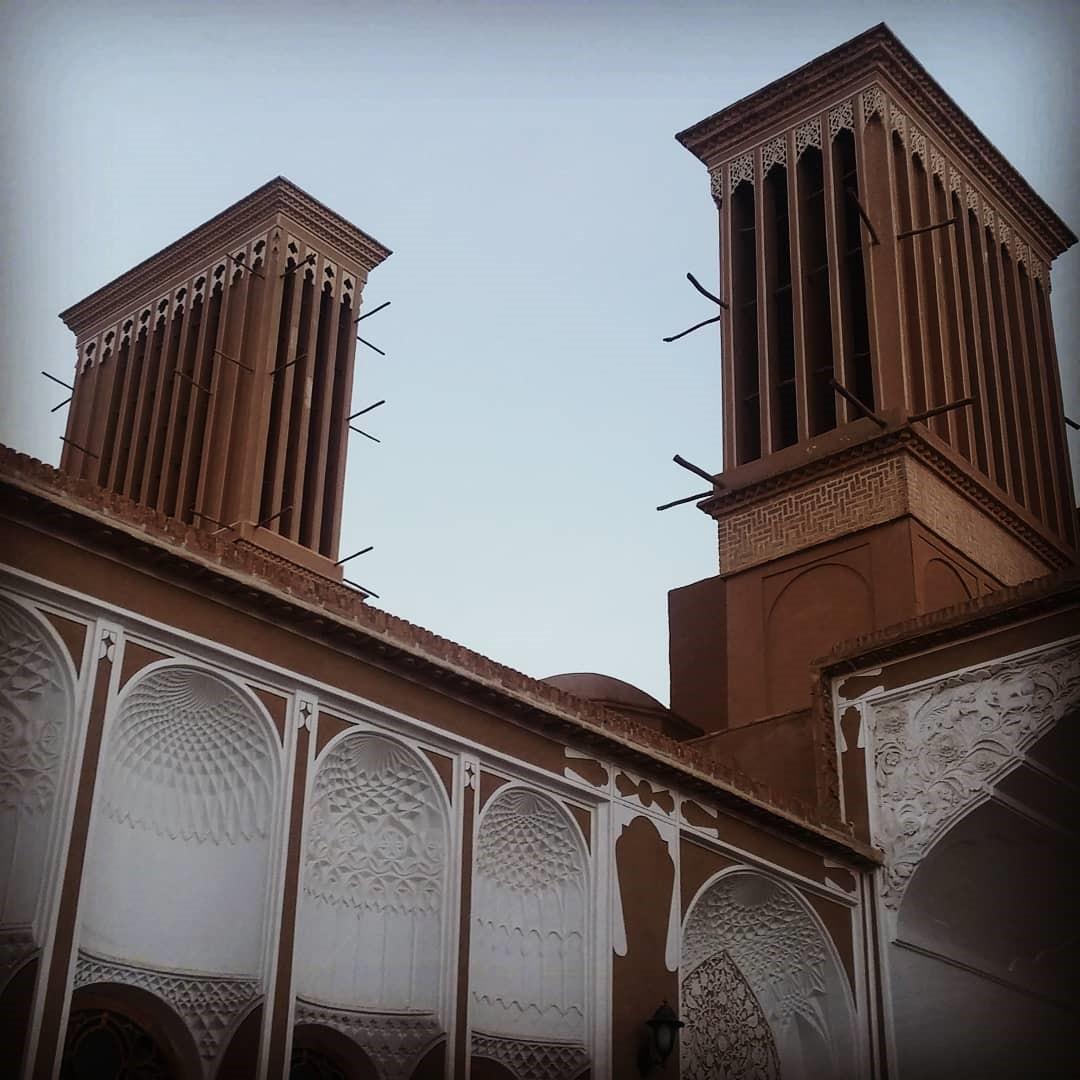 Day 8: Yazd