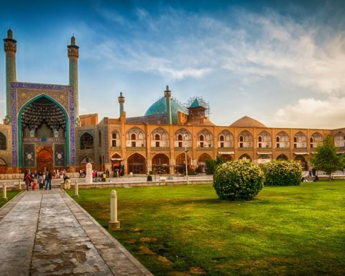 Day 1: Isfahan