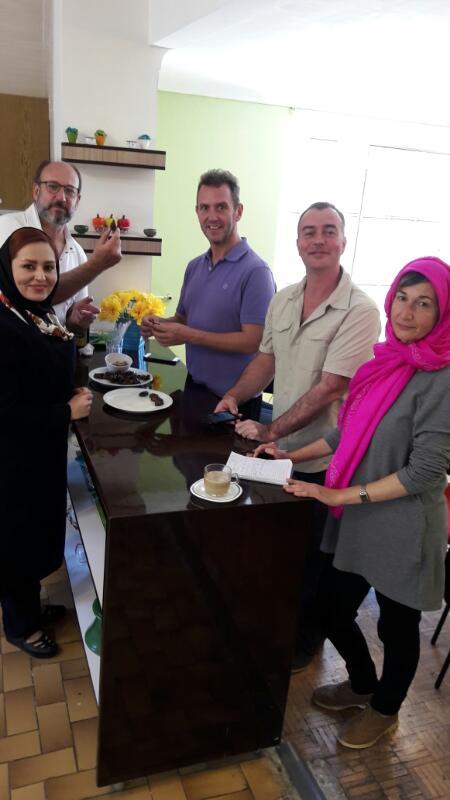 Day 2: Shiraz