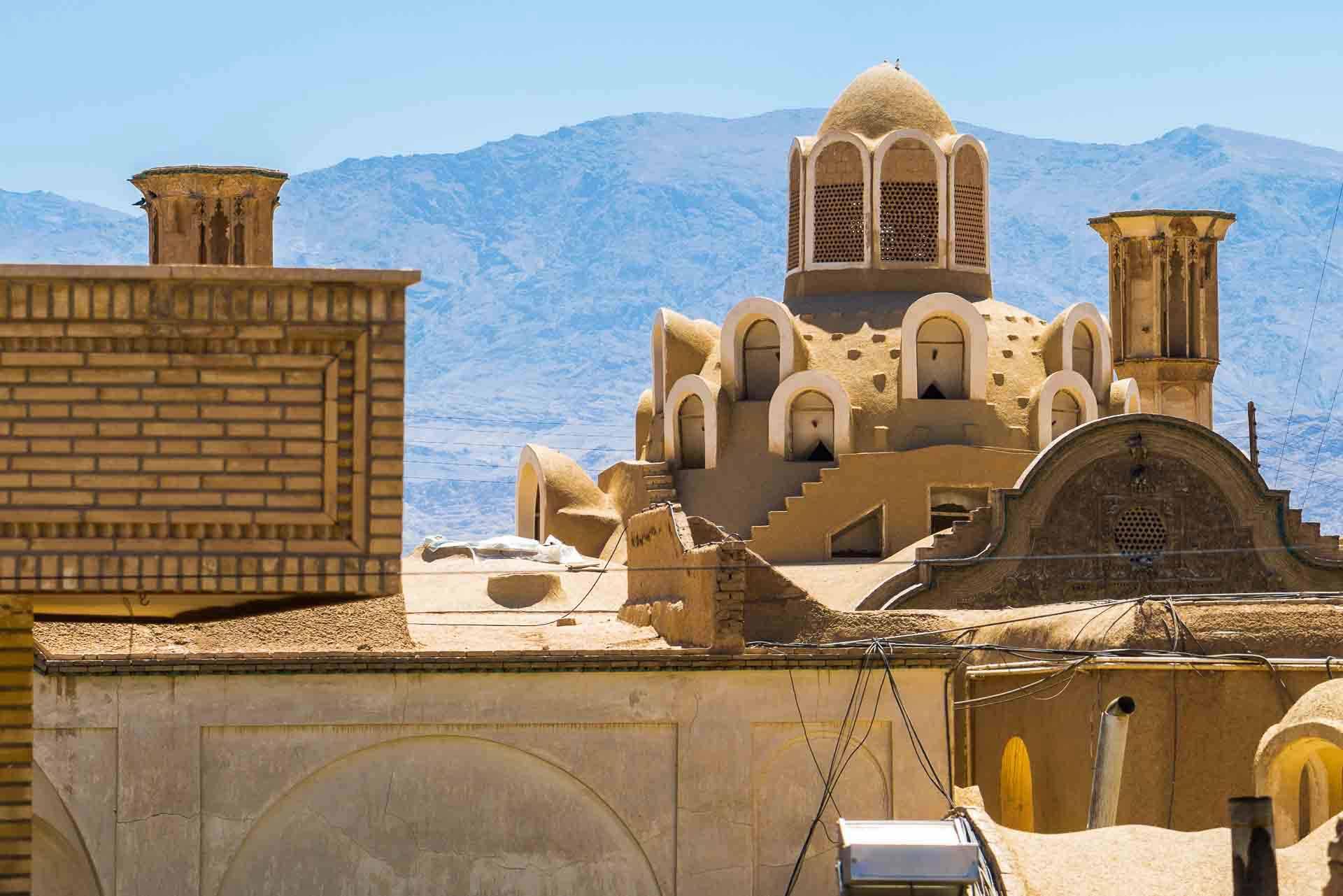Day 7: Isfahan- Kashan