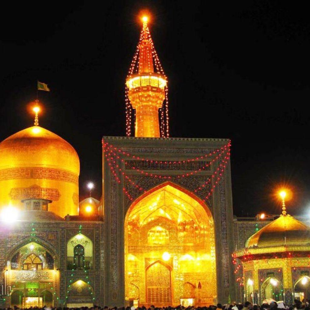 Day 1: Mashhad