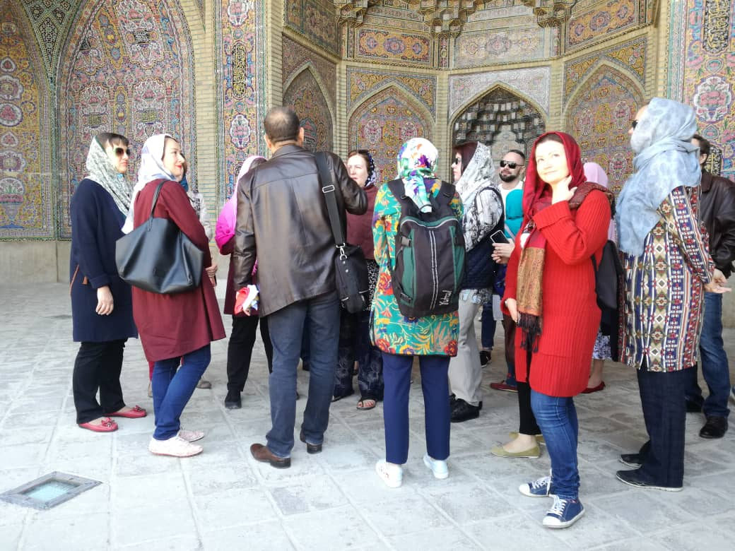 Day 1: welcome to Tehran