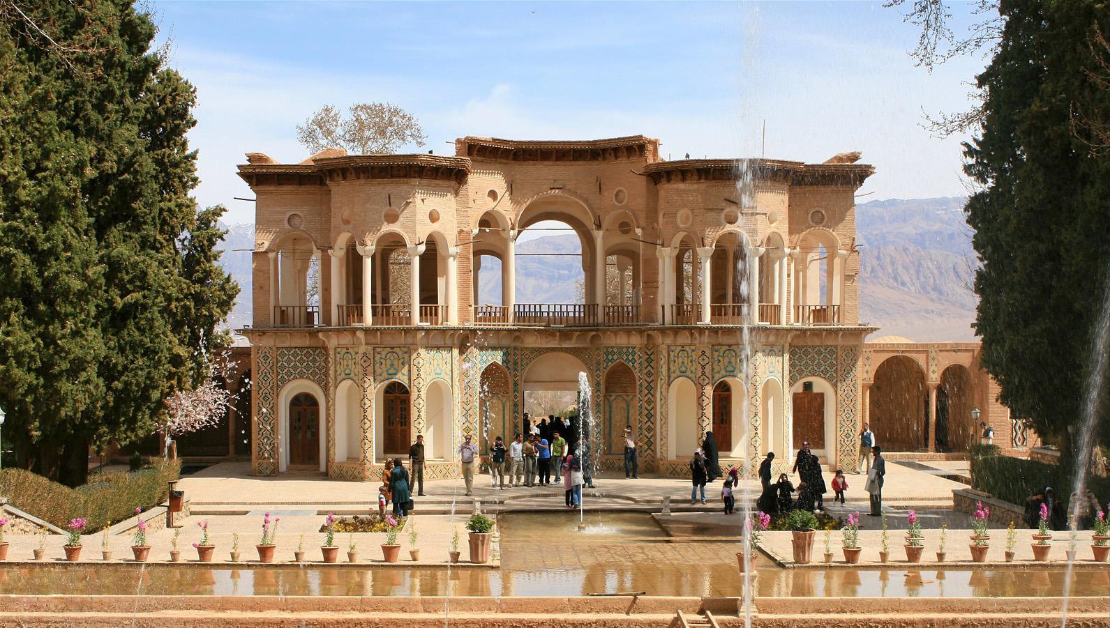 Day 7, Dec. 30th: Kerman-Yazd