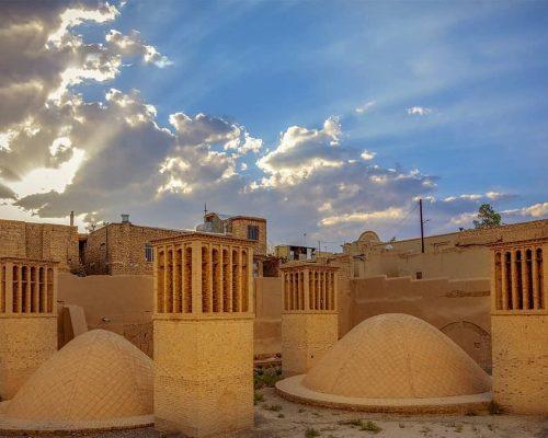 Day 5: Naein – Meybod - Yazd