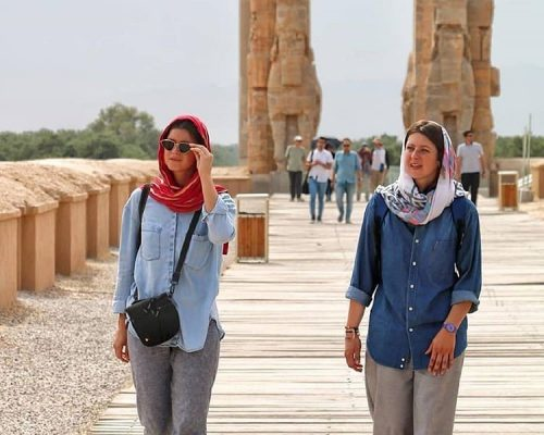 Day 8: Pasargadae - Persepolis - Shiraz