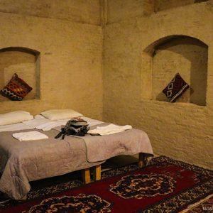 carvansaray zeinoldin room in yazd