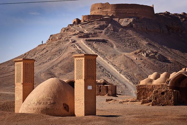 Day 6: Yazd