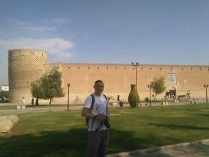 arge karimkhan.Karim Khan Citadel.Shiraz