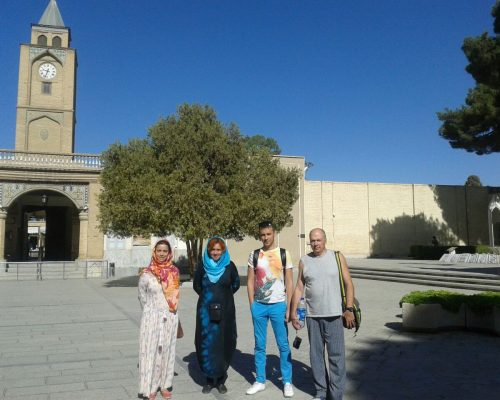 dear travelers in Isfahan.Vank cathedral