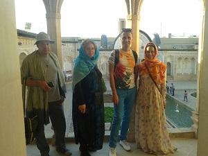 dear_travelers_in_Tabatabae_house