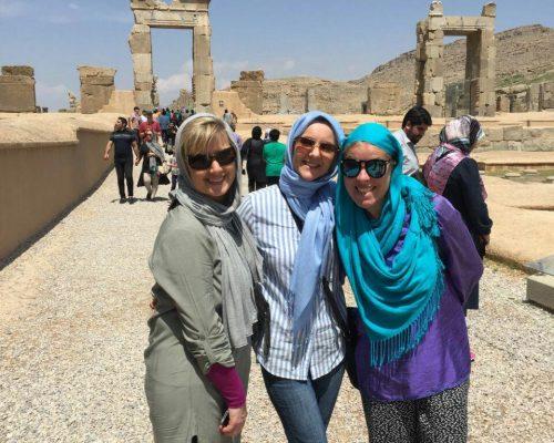 female-traveler-iran