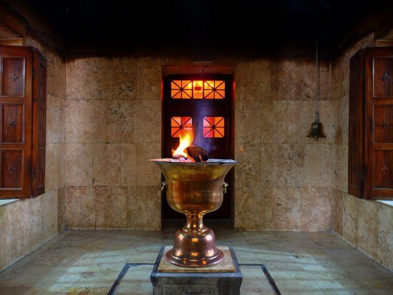 Zoroastrian Fire Temple in Yazd - Friendly Iran