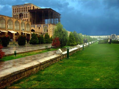 Day 14: Esfahan