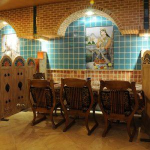 Hotel setaregan shiraz,resturant