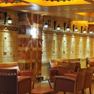 hotel setaregan shiraz.coffe shop