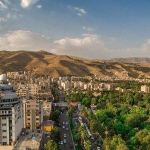 setaregan hotel shiraz.shiraz view
