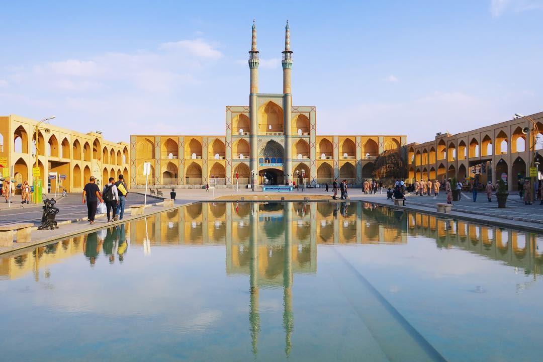 Day 5 : Yazd