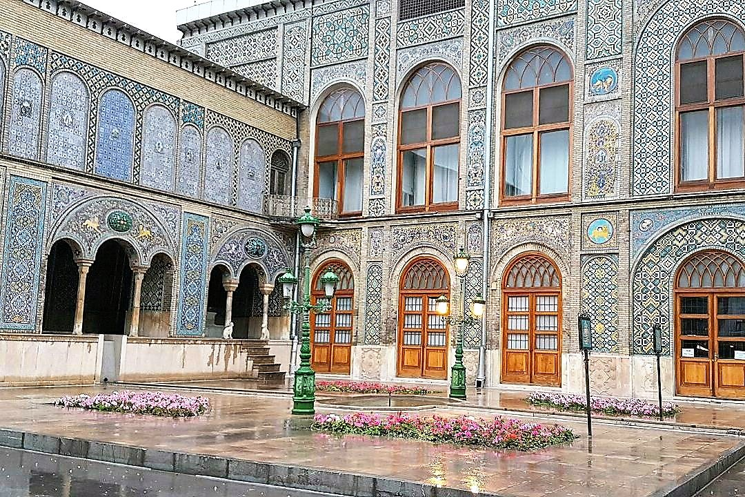 Day 7: Tehran