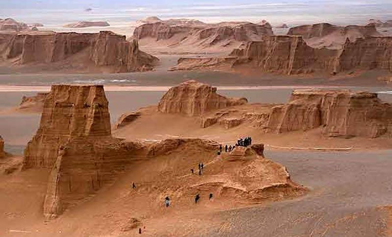 Day 19: Kerman-Yazd