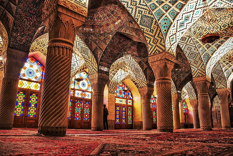 Giorno 9: Mahan-Kerman-Shiraz