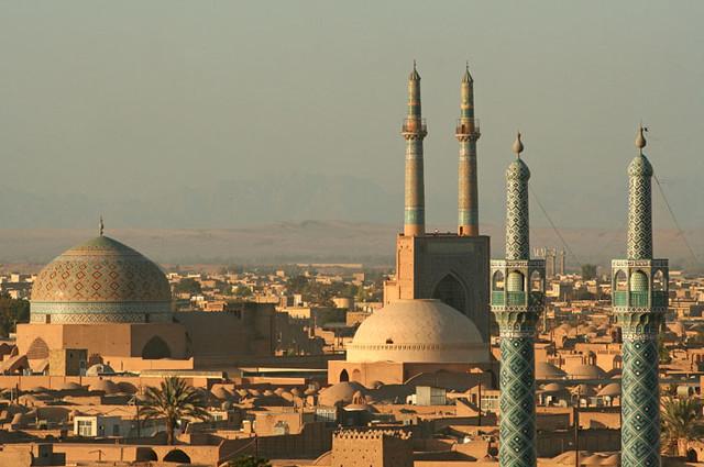 Giorno 7: Yazd