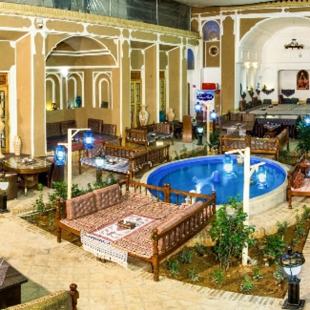 hotel-haj-malek in Yazd