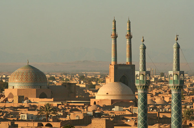 Giorno 9: Yazd