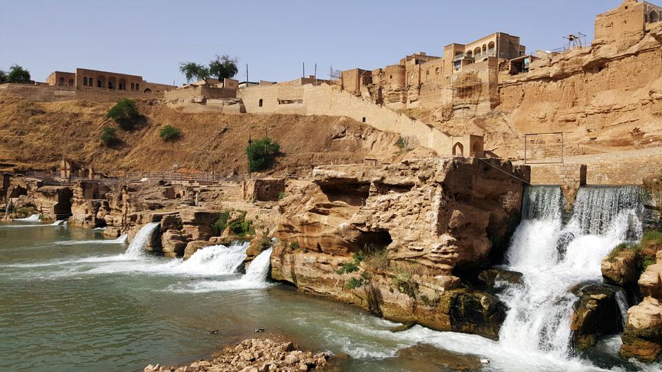 Giorno 3: Ahwaz-Shushtar