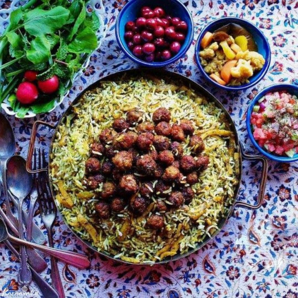 Iran Food & Amp Drinks Tourism Friendly